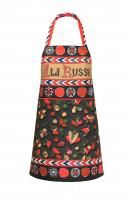 Apron Moscow ornaments