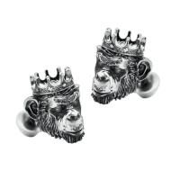 Cufflinks Monkey King