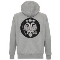 "Sweatshirt hooded ""double eagle"""