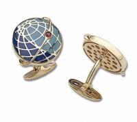 Cufflinks Sputnik Oct