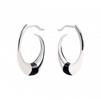 "Earrings ""Accent"" black"