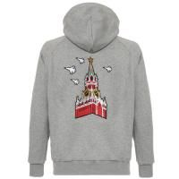 "Hoodie ""Over Spassky tower"""