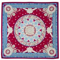Shawl-Empire red