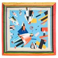 "Handkerchief ""the works of Malevich"""